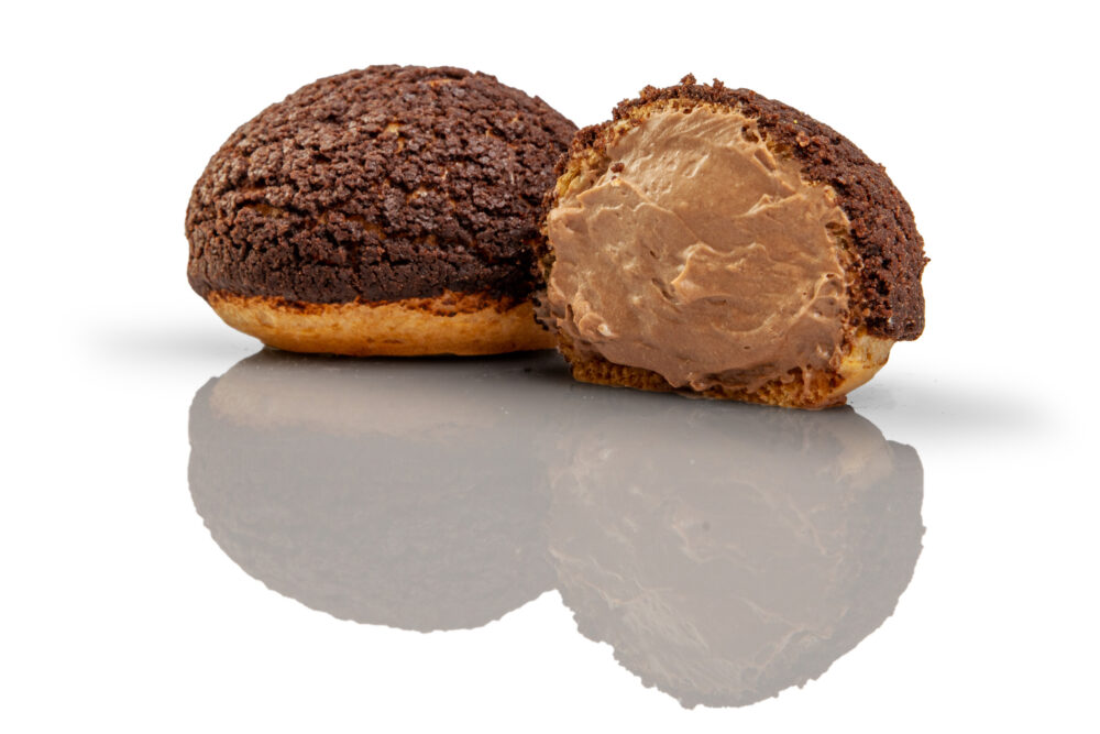 Classic Chocolate Puff Front