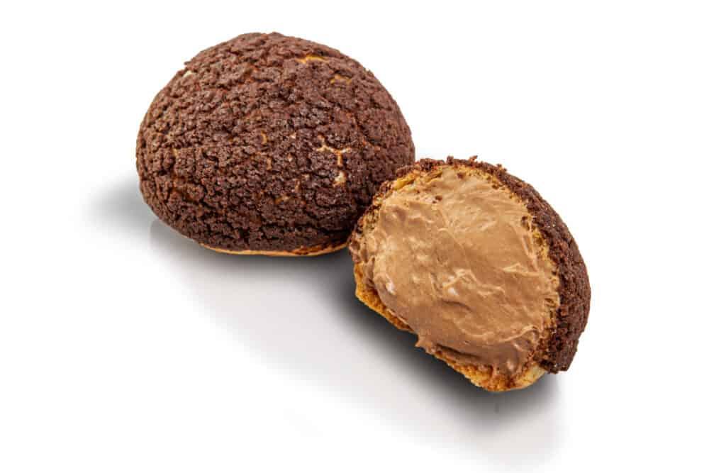 Classic Chocolate Puff Side