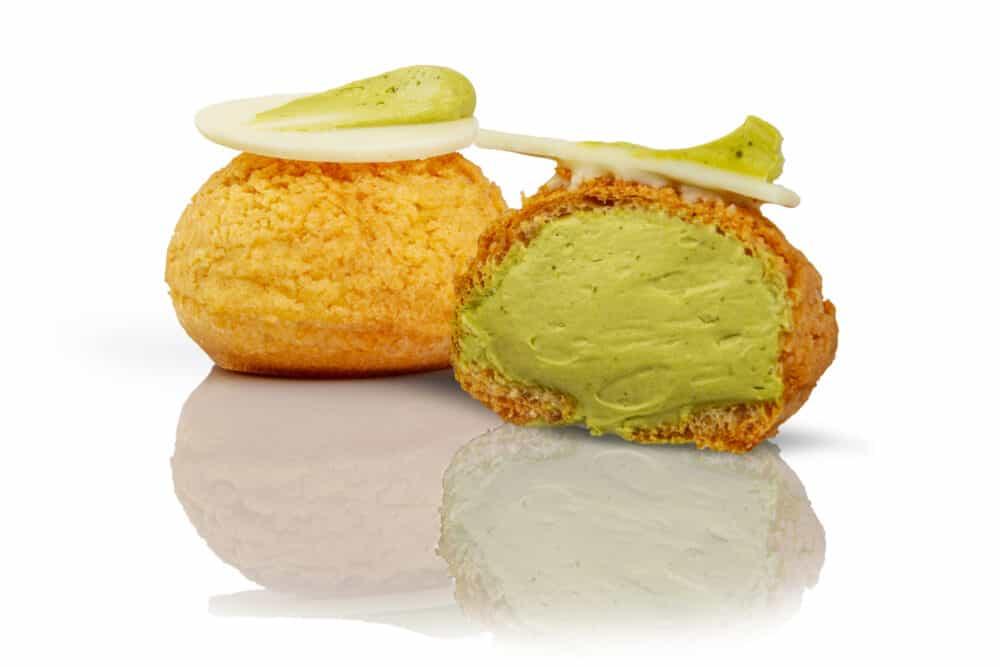 Premium Matcha Green Front