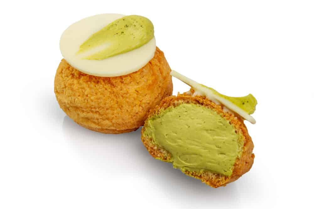 Premium Matcha Green Side